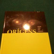 Libros de segunda mano: ORÍGENS-ORÍGENES (UNIVERS-TERRA-VIDA-HUMANITAT)EN CATALÀ,CASTELLANO,INGLÉS - MUSEU CIÈNCIES NATURALS. Lote 47529151