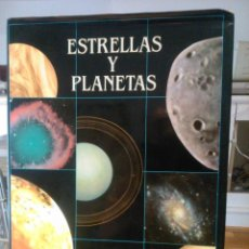Libros de segunda mano: ESTRELLAS Y PLANETAS - A. RÜKL. Lote 47831280