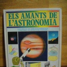 Libros de segunda mano: ELS AMANTS DE L'ASTRONOMIA - COLIN RONAN - EDITORIAL BLUME. Lote 51322122