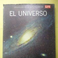 Livres d'occasion: COLECCIÓN DE LA NATURALEZA DE LIFE. EL UNIVERSO. 1967. Lote 51453928