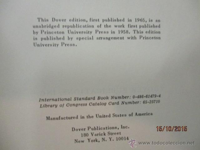 Libros de segunda mano: The Structure and Evolution of the Stars (Inglés) Tapa blanda – 296 pag. de M. Schwarzschild, Autor - Foto 7 - 51993721