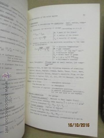 Libros de segunda mano: Outline of Astronomy: vol I y II, Tapas Blandas - de H.H. Voigt (Autor), H. Plant (Traductor) - Foto 4 - 51993751