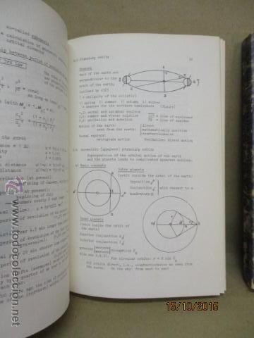Libros de segunda mano: Outline of Astronomy: vol I y II, Tapas Blandas - de H.H. Voigt (Autor), H. Plant (Traductor) - Foto 6 - 51993751