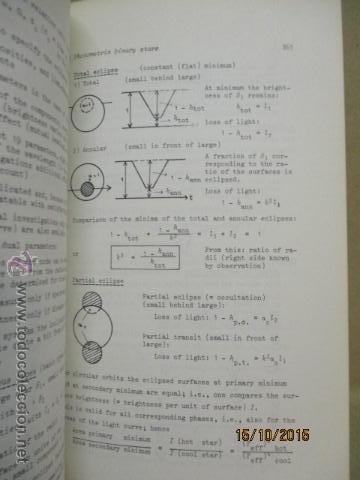 Libros de segunda mano: Outline of Astronomy: vol I y II, Tapas Blandas - de H.H. Voigt (Autor), H. Plant (Traductor) - Foto 15 - 51993751
