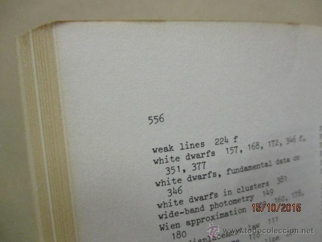 Libros de segunda mano: Outline of Astronomy: vol I y II, Tapas Blandas - de H.H. Voigt (Autor), H. Plant (Traductor) - Foto 18 - 51993751