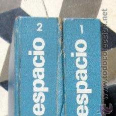 Libros de segunda mano: LA INCÓGNITA DEL ESPACIO. 1969. Lote 48961855