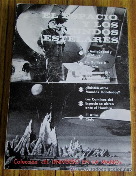 EL ESPACIO Y LOS MUNDOS ESTELARES - POR MARIO LLEGET – A. J. BRANSTON - 1ª EDICIÓN 1962 (Libros de Segunda Mano - Ciencias, Manuales y Oficios - Astronomía)