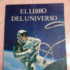 Libros de segunda mano: EL LIBRO DEL UNIVERSO - PEPSI - 1976 - THEODOR DOLEZOL - VERSIÓN LIBRE DE ALDEMARO ROMERO. Lote 52988137