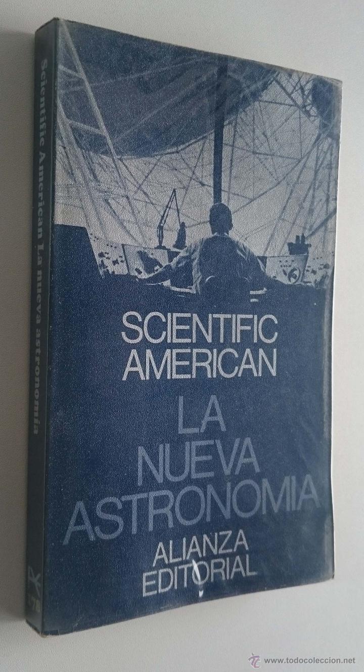 Libros de segunda mano: La nueva astronomía. Scientific American. VV.AA. - Foto 2 - 53857543
