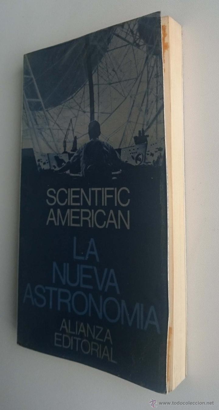 Libros de segunda mano: La nueva astronomía. Scientific American. VV.AA. - Foto 3 - 53857543