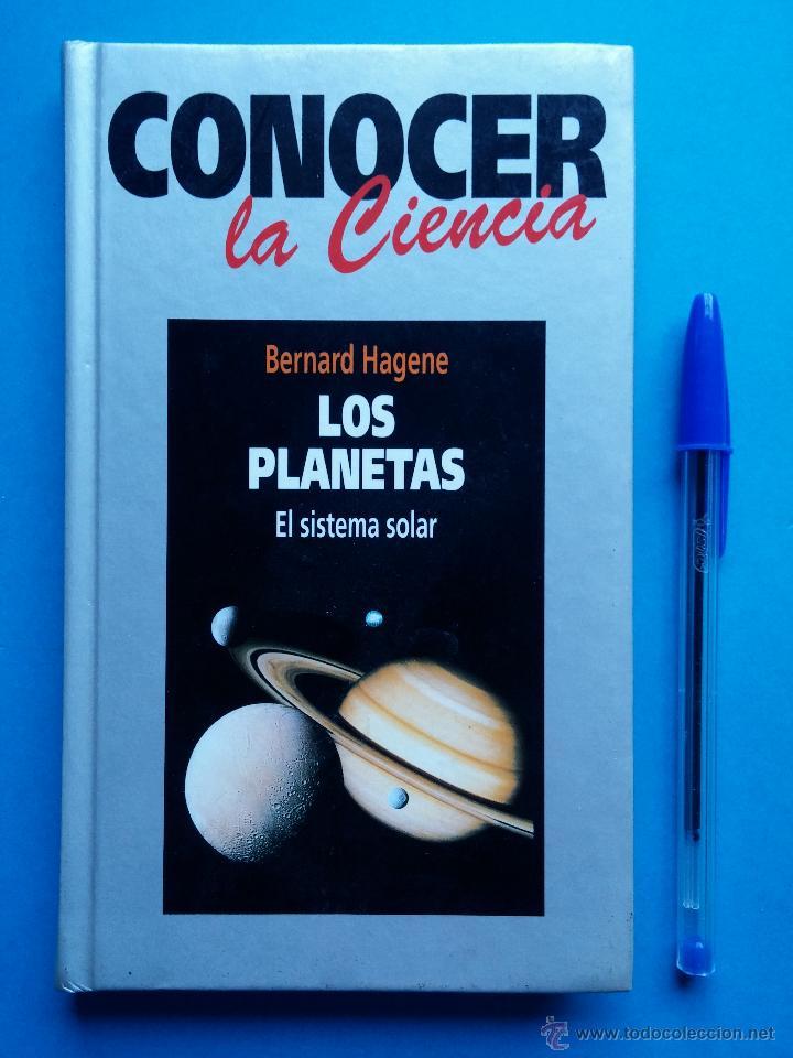 CONOCER LA CIENCIA, LOS PLANETAS, EL SISTEMA SOLAR, RBA, 1994 (Libros de Segunda Mano - Ciencias, Manuales y Oficios - Astronomía)