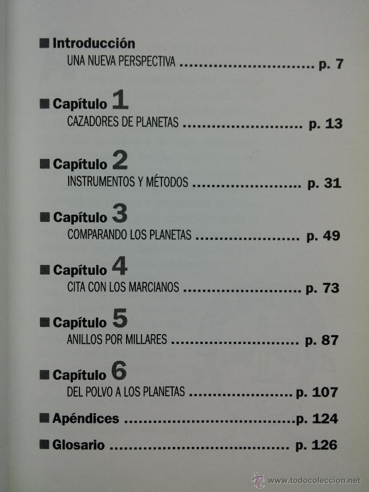 Libros de segunda mano: CONOCER LA CIENCIA, LOS PLANETAS, EL SISTEMA SOLAR, RBA, 1994 - Foto 4 - 54048810