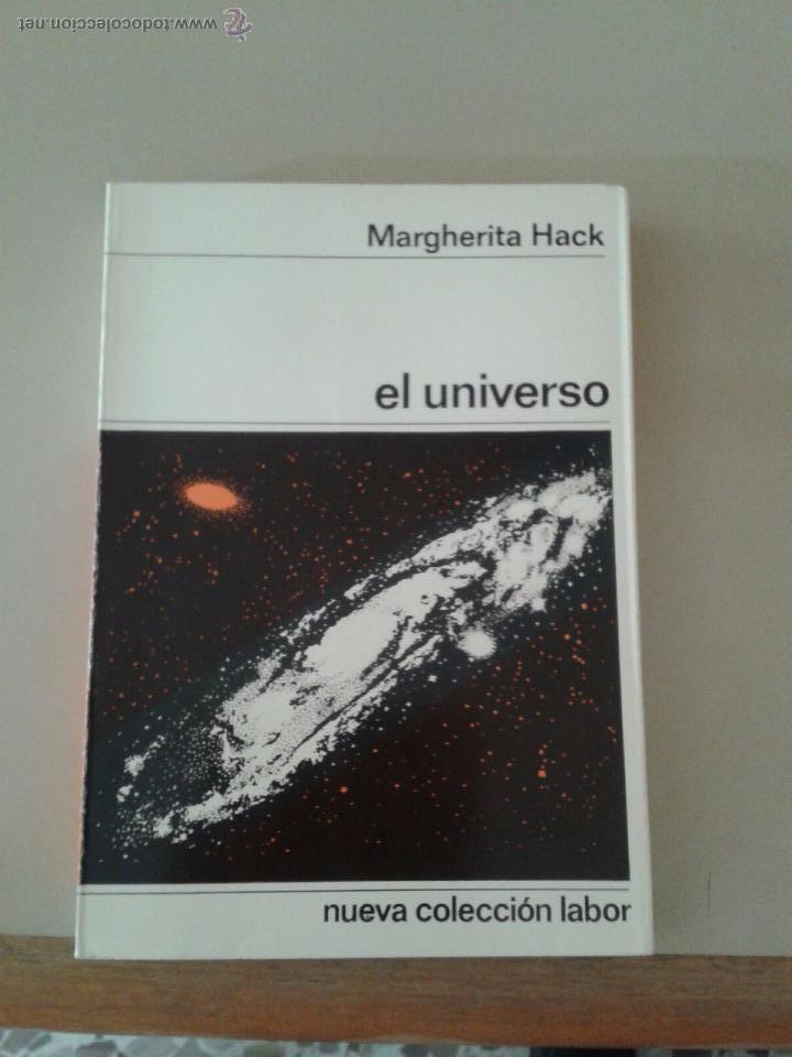 EL UNIVERSO. MARGHERITA HACK (Libros de Segunda Mano - Ciencias, Manuales y Oficios - Astronomía)