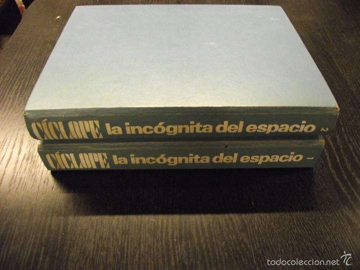 CICLOPE, LA INCOGNITA DEL ESPACIO (Libros de Segunda Mano - Ciencias, Manuales y Oficios - Astronomía)