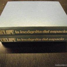 Libros de segunda mano: CICLOPE, LA INCOGNITA DEL ESPACIO. Lote 55103043