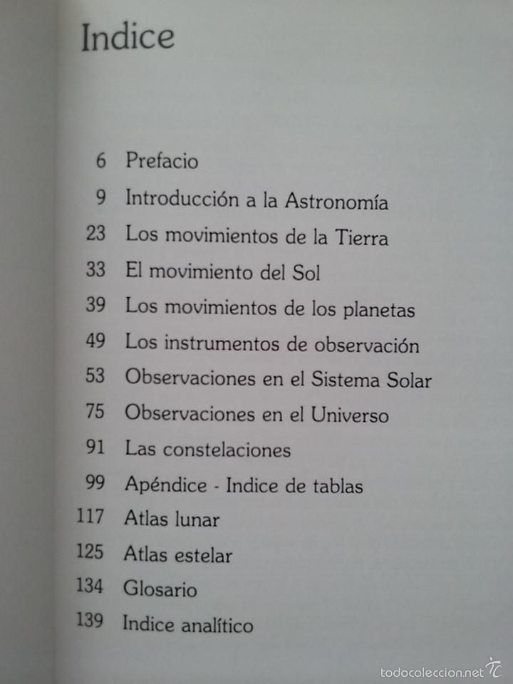 Libros de segunda mano: GUIA PRACTICA DEL CIELO. ESTRELLAS, GALAXIAS Y PLANETAS - Giancarlo Favero - Anaya - astronomia - Foto 2 - 55554379