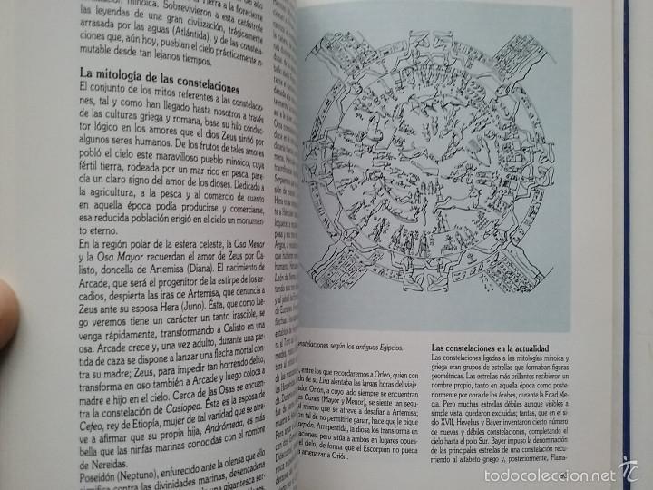 Libros de segunda mano: GUIA PRACTICA DEL CIELO. ESTRELLAS, GALAXIAS Y PLANETAS - Giancarlo Favero - Anaya - astronomia - Foto 3 - 55554379