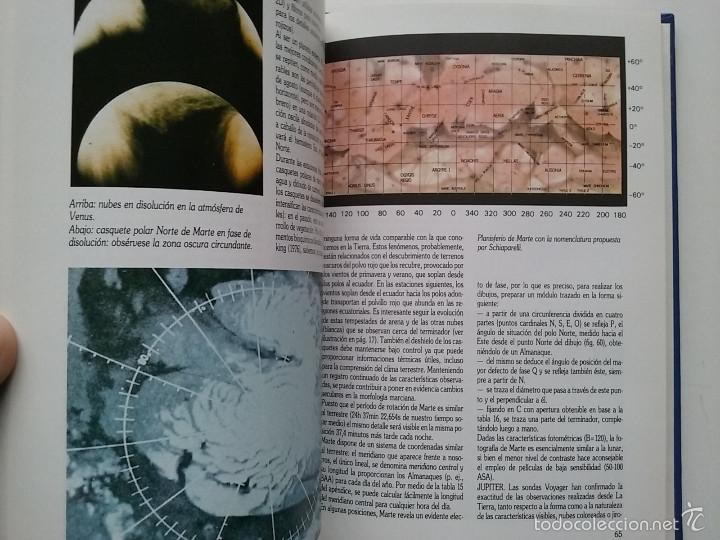 Libros de segunda mano: GUIA PRACTICA DEL CIELO. ESTRELLAS, GALAXIAS Y PLANETAS - Giancarlo Favero - Anaya - astronomia - Foto 4 - 55554379