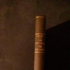 Libros de segunda mano: LA NOVELA DE LA LUNA-CLYDE FISHER-EDITORIAL SUDAMERICANA-1944-(VER FOTOS). Lote 56468477