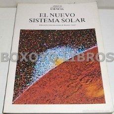Libros de segunda mano: EL NUEVO SISTEMA SOLAR. SELECCIÓN E INTRODUCCIONES DE RAMÓN CANAL. Lote 56196928