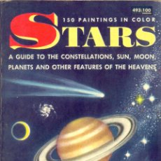 Livres d'occasion: HERBERT S. ZIM, ROBERT S. BAKER : STARS, A GUIDE TO THE CONSTELLATIONS. VOLUMEN EN INGLÉS.. Lote 56965864