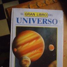 Libros de segunda mano: UNIVERSO - GRAN LIBRO TAPA DURA GRAN FORMATO 1990. Lote 57985268