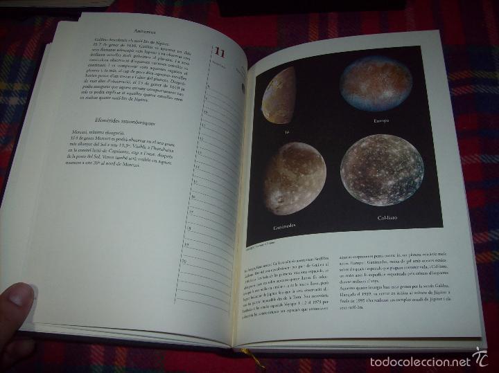 Libros de segunda mano: ANY INTERNACIONAL DE L ASTRONOMIA.AGENDA PER A 2009. INCLOU ESTOIG. J.J DE OLAÑETA. MALLORCA - Foto 8 - 58091415