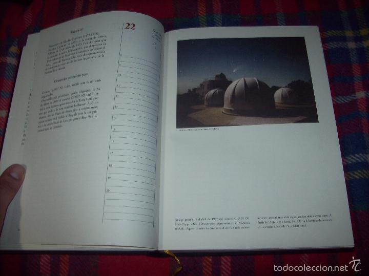 Libros de segunda mano: ANY INTERNACIONAL DE L ASTRONOMIA.AGENDA PER A 2009. INCLOU ESTOIG. J.J DE OLAÑETA. MALLORCA - Foto 13 - 58091415
