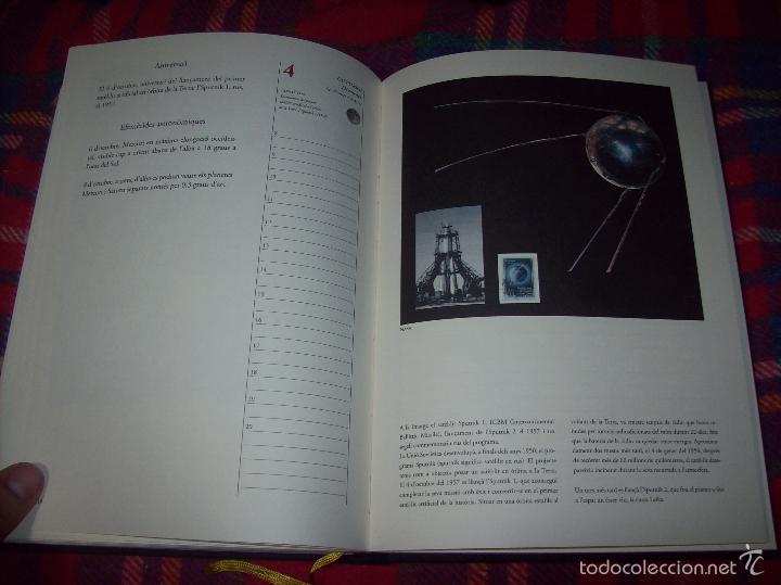 Libros de segunda mano: ANY INTERNACIONAL DE L ASTRONOMIA.AGENDA PER A 2009. INCLOU ESTOIG. J.J DE OLAÑETA. MALLORCA - Foto 42 - 58091415