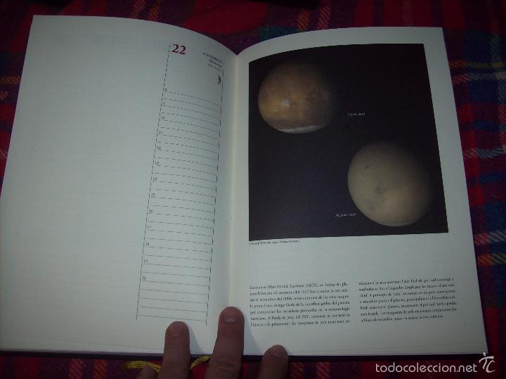 Libros de segunda mano: ANY INTERNACIONAL DE L ASTRONOMIA.AGENDA PER A 2009. INCLOU ESTOIG. J.J DE OLAÑETA. MALLORCA - Foto 46 - 58091415