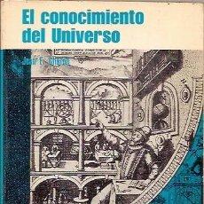 Libros de segunda mano: EL CONOCIMIENTO DEL UNIVERSO JEAN E CHARON. Lote 58430709