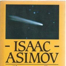 Libros de segunda mano: ISAAC ASIMOV, EL PLANETA HALLEY. PLAZA&JANÉS DIVULGACON. 1ª EDICIÓN SEPTIEMBRE 1985. Lote 58569061