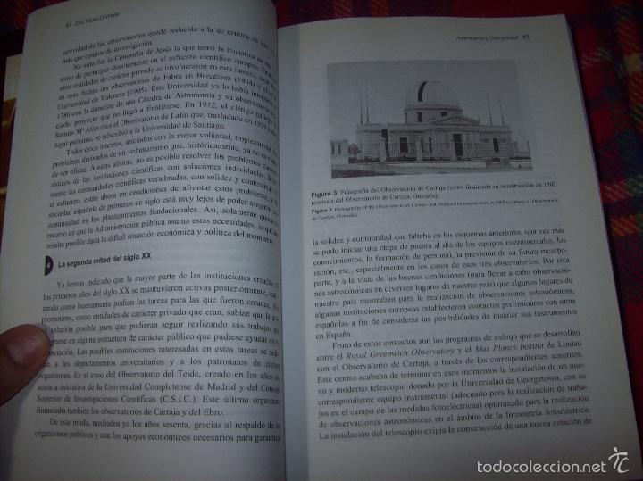Libros de segunda mano: CONFERÈNCIES DE LES JORNADES DE COMMEMORACIÓ DE LECLIPSI TOTAL DE SOL A LA MALLORCA DE 1905. FOTOS - Foto 11 - 58717484