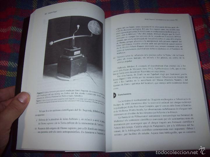 Libros de segunda mano: CONFERÈNCIES DE LES JORNADES DE COMMEMORACIÓ DE LECLIPSI TOTAL DE SOL A LA MALLORCA DE 1905. FOTOS - Foto 14 - 58717484
