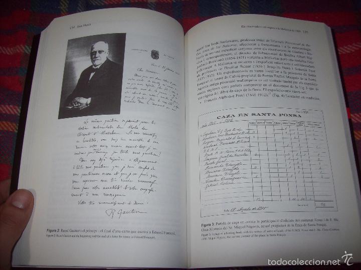 Libros de segunda mano: CONFERÈNCIES DE LES JORNADES DE COMMEMORACIÓ DE LECLIPSI TOTAL DE SOL A LA MALLORCA DE 1905. FOTOS - Foto 17 - 58717484