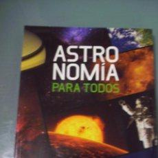 Libros de segunda mano: ASTRONOMÍA PARA TODOS. LAROUSSE.. Lote 59396510