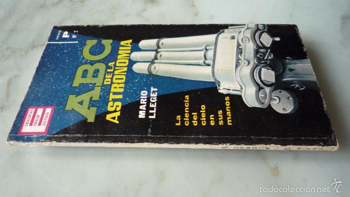 1962 ENCICLOPEDIA POPULAR ILUSTRADA P Nº 2 ASTRONOMÍA. MARIO LLEGET. PLAZA & JANES / ASTROS (Libros de Segunda Mano - Ciencias, Manuales y Oficios - Astronomía)