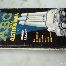 Gebrauchte Bücher - 1962 ENCICLOPEDIA POPULAR ILUSTRADA P nº 2 ASTRONOMÍA. Mario LLEGET. Plaza & Janes / Astros - 60824851