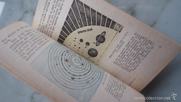 Libros de segunda mano: 1962 ENCICLOPEDIA POPULAR ILUSTRADA P nº 2 ASTRONOMÍA. Mario LLEGET. Plaza & Janes / Astros - Foto 4 - 60824851