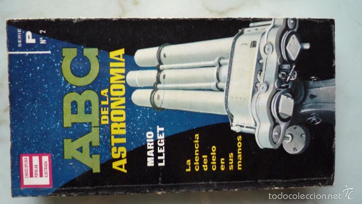 Libros de segunda mano: 1962 ENCICLOPEDIA POPULAR ILUSTRADA P nº 2 ASTRONOMÍA. Mario LLEGET. Plaza & Janes / Astros - Foto 6 - 60824851