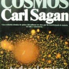 cosmos carl sagan,4 edicion