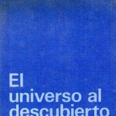 EL UNIVERSO AL DESCUBIERTO