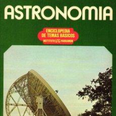 Libros de segunda mano: ASTRONOMIA. Lote 64103731