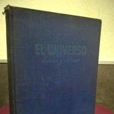 Libros de segunda mano: EL UNIVERSO ESTELAR Y ATOMICO. GEORGE EDWIN FROST. EDICIONES AVE 1949. . Lote 69373645
