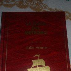 Libros de segunda mano: LA CAZA DEL METEORO JULIO VERNE. Lote 69380222