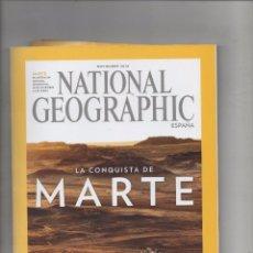 Libros de segunda mano: LA CONQUISTA DE MARTE.NATIONAL GEOGRAPHIC.DA. Lote 72747267