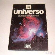 Libros de segunda mano: VV. AA. EL UNIVERSO. PLANETAS, SOLES, GALAXIAS. RMT78825.. Lote 75302599
