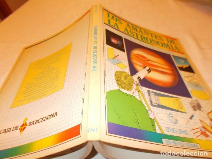 Libros de segunda mano: LOS AMANTES DE LA ASTRONOMÍA - Foto 2 - 75873899
