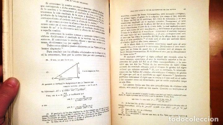 Libros de segunda mano: LIBRO DEL CÁLCULO DE LOS MOVIMIENTOS DE LOS ASTROS (A.B.HIYYA - ED. 1959) SIN USAR - Foto 2 - 61996352