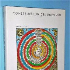 Libros de segunda mano: CONSTRUCCIÓN DEL UNIVERSO. Lote 83655376